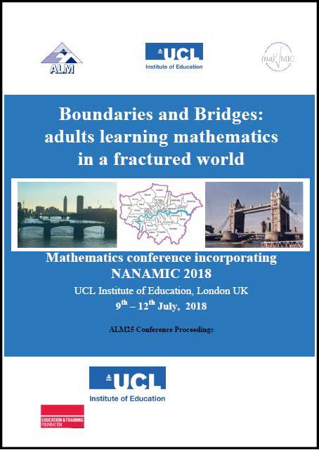 ALM25 Conference incorporating NANAMIC 2018 – ALM